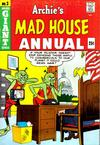 Cover for Archie's Madhouse Annual (Archie, 1962 series) #3