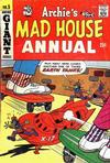 Cover for Archie's Madhouse Annual (Archie, 1962 series) #5
