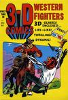 Cover for Western Fighters 3-D (Star Publications, 1953 series) #1