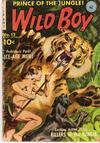 Cover for Wild Boy (Ziff-Davis, 1950 series) #12 [3]