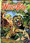 Cover for Wild Boy (Ziff-Davis, 1950 series) #7