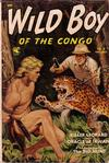 Cover for Wild Boy of the Congo (St. John, 1953 series) #9