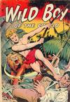 Cover for Wild Boy of the Congo (St. John, 1953 series) #12