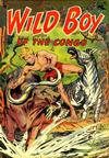 Cover for Wild Boy of the Congo (St. John, 1953 series) #13