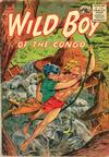 Cover for Wild Boy of the Congo (St. John, 1953 series) #14