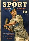 Cover for True Sport Picture Stories (Street and Smith, 1942 series) #v1#9