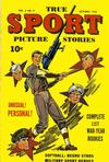 Cover for True Sport Picture Stories (Street and Smith, 1942 series) #v2#9