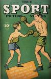Cover for True Sport Picture Stories (Street and Smith, 1942 series) #v3#6