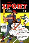 Cover for True Sport Picture Stories (Street and Smith, 1942 series) #v4#2