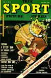 Cover for True Sport Picture Stories (Street and Smith, 1942 series) #v4#5