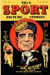 Cover for True Sport Picture Stories (Street and Smith, 1942 series) #v4#7
