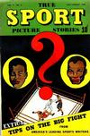Cover for True Sport Picture Stories (Street and Smith, 1942 series) #v4#8