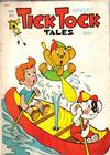 Cover for Tick Tock Tales (Magazine Enterprises, 1946 series) #20