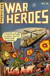 Cover for War Heroes (Ace Magazines, 1952 series) #4