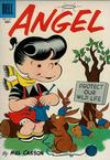 Cover for Angel (Dell, 1954 series) #4
