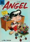 Cover for Angel (Dell, 1954 series) #5