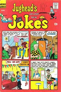Cover Thumbnail for Jughead's Jokes (Archie, 1967 series) #1