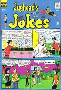 Cover Thumbnail for Jughead's Jokes (Archie, 1967 series) #2