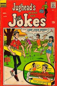 Cover Thumbnail for Jughead's Jokes (Archie, 1967 series) #8