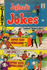 Cover Thumbnail for Jughead's Jokes (Archie, 1967 series) #9