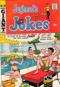 Cover Thumbnail for Jughead's Jokes (Archie, 1967 series) #14