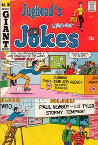 Cover Thumbnail for Jughead's Jokes (Archie, 1967 series) #16