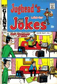 Cover Thumbnail for Jughead's Jokes (Archie, 1967 series) #27