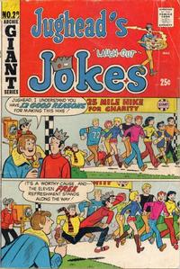 Cover Thumbnail for Jughead's Jokes (Archie, 1967 series) #28