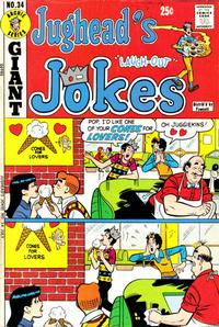 Cover Thumbnail for Jughead's Jokes (Archie, 1967 series) #34