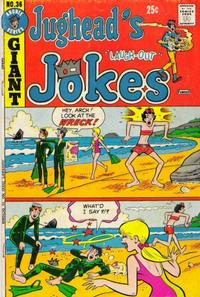 Cover Thumbnail for Jughead's Jokes (Archie, 1967 series) #36