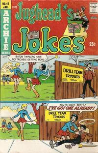 Cover Thumbnail for Jughead's Jokes (Archie, 1967 series) #42