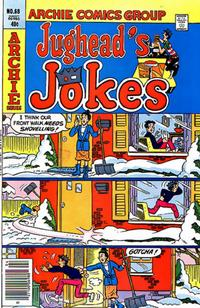 Cover Thumbnail for Jughead's Jokes (Archie, 1967 series) #68