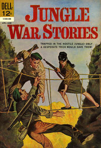 Cover Thumbnail for Jungle War Stories (Dell, 1962 series) #3