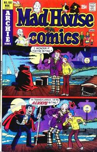 Cover Thumbnail for Mad House (Archie, 1974 series) #100