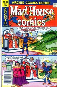Cover Thumbnail for Mad House (Archie, 1974 series) #125