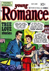 Cover Thumbnail for Young Romance (Prize, 1947 series) #v1#5 (5)