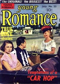 Cover Thumbnail for Young Romance (Prize, 1947 series) #v4#11 (35)