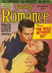 Cover Thumbnail for Young Romance (Prize, 1947 series) #v5#3 (39)
