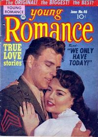 Cover Thumbnail for Young Romance (Prize, 1947 series) #v5#10 (46)