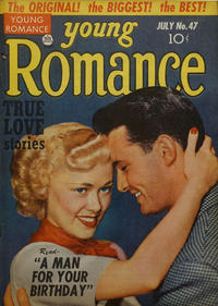 Cover Thumbnail for Young Romance (Prize, 1947 series) #v5#11 (47)