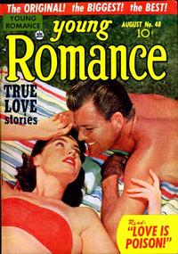 Cover Thumbnail for Young Romance (Prize, 1947 series) #v5#12 (48)
