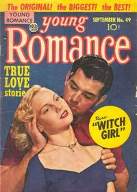Cover Thumbnail for Young Romance (Prize, 1947 series) #v6#1 (49)