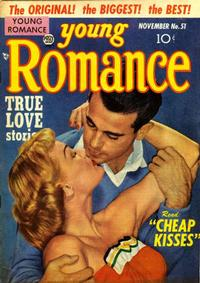 Cover Thumbnail for Young Romance (Prize, 1947 series) #v6#3 (51)