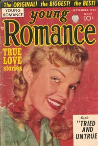Cover Thumbnail for Young Romance (Prize, 1947 series) #v7#1 (61)