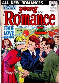Cover Thumbnail for Young Romance (Prize, 1947 series) #v9#4 (82)