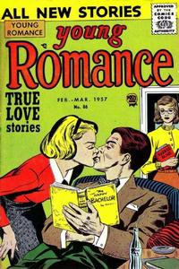 Cover Thumbnail for Young Romance (Prize, 1947 series) #v10#2 (86)