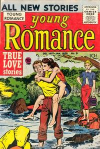 Cover Thumbnail for Young Romance (Prize, 1947 series) #v11#1 (91)