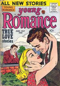 Cover Thumbnail for Young Romance (Prize, 1947 series) #v11#4 [94]