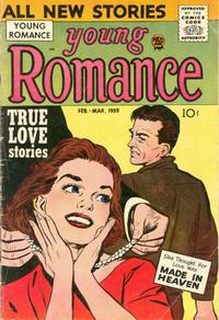 Cover Thumbnail for Young Romance (Prize, 1947 series) #v12#2 [98]
