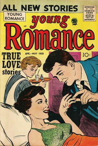 Cover Thumbnail for Young Romance (Prize, 1947 series) #v12#3 [99]